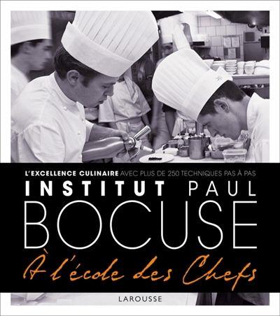 livre Institut Bocuse
