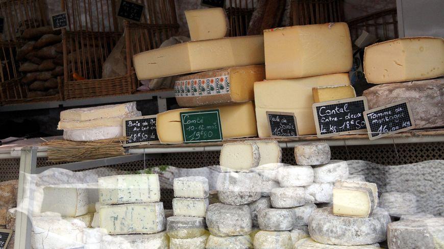 La caséine, présente en quantité dans les fromages, responsable de l'addiction.
