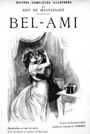 Bel-Ami, de Maupassant, 1885