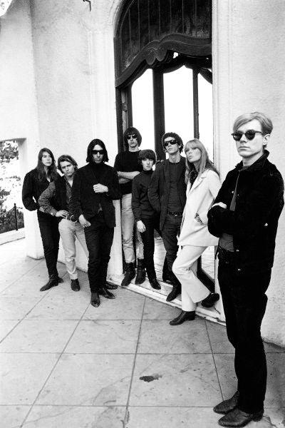 """""""Warhol Underground"""""""
