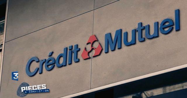 « Evasion fiscale : enquête sur le Crédit mutuel », diffusé mercredi 7 octobre à 23h20 sur France 3