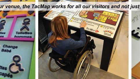 Les Tac Map de Patricia Dieng