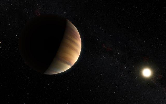 La planète 51 Pegasi b