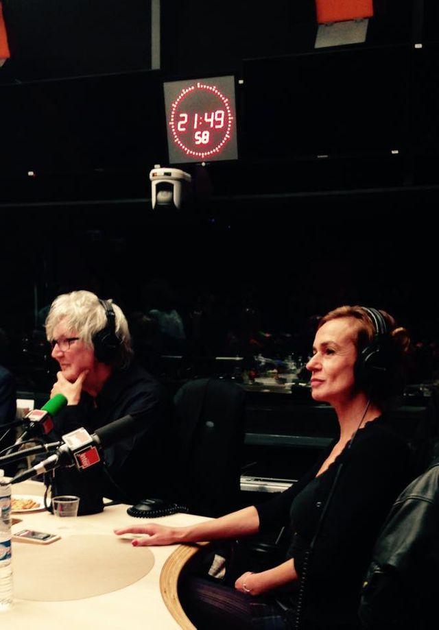 Jacques Higelin et Sandrine Bonnaire