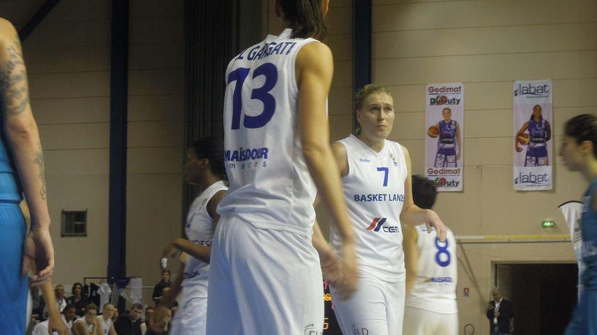 Marion Laborde arrête le basket