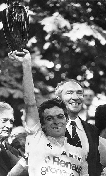 Bernard Hinault en 1978