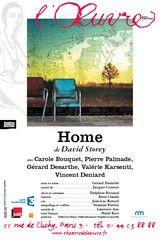 Home avec Pierre Palmade et Carole Bouquet