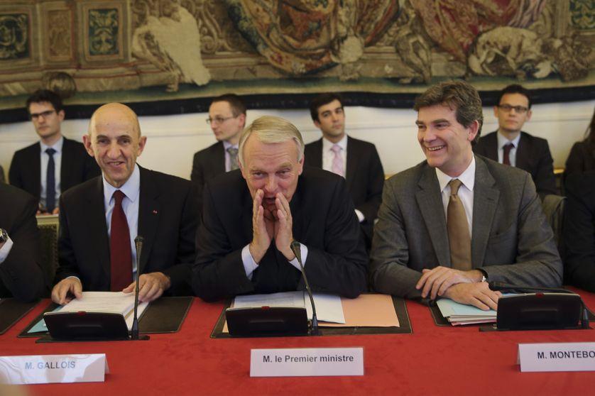 Matignon, novembre 2012