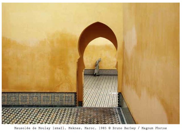 B Barbey, Maroc 1985