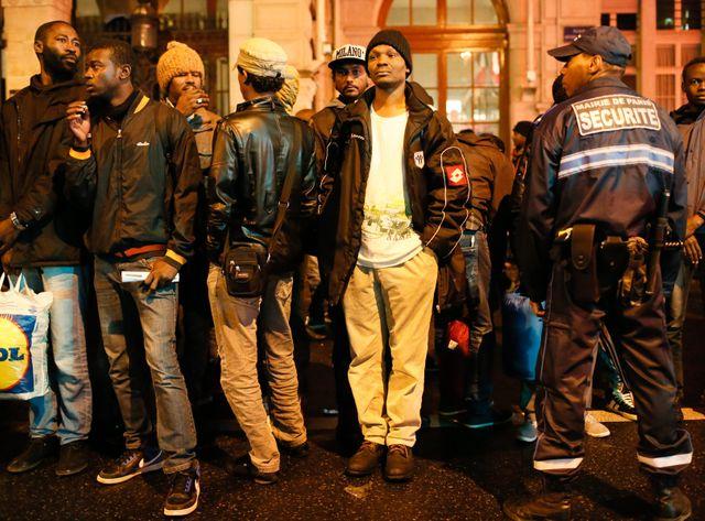 Au mois de septembre dernier, deux campements ont été évacués à Paris