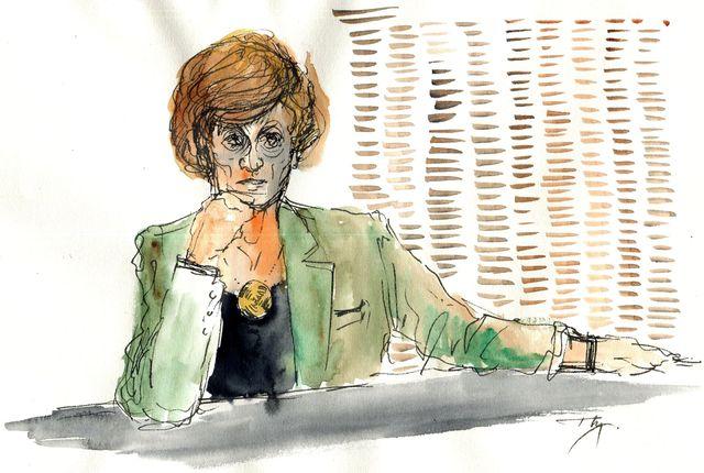 Michèle Delaunay par Thomas Mélandre