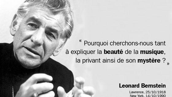 Bernstein + citation mea