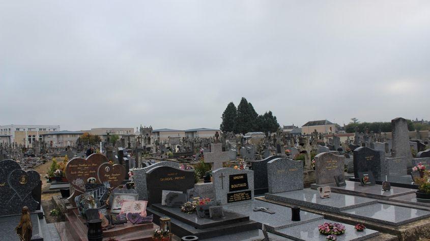 Plus de 1.500 tombes ont déjà été recensées dans ce cimetière de Châteauroux