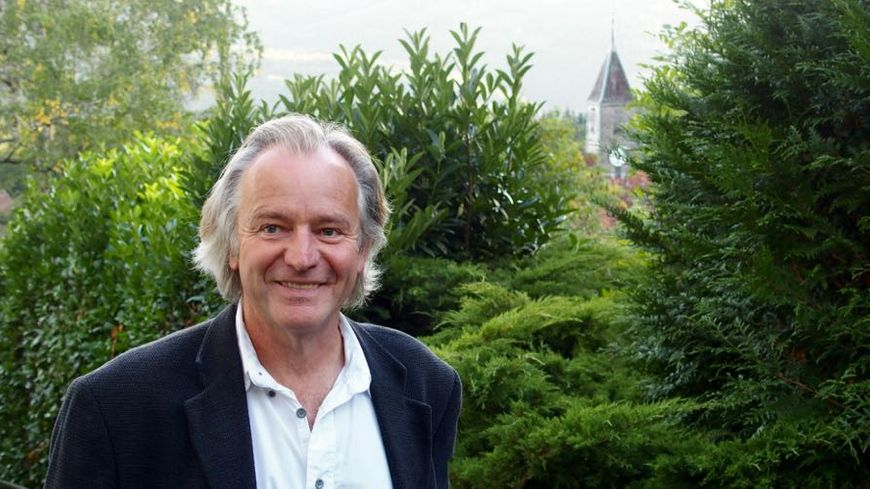 La Vancelle, Albert Strickler, poète