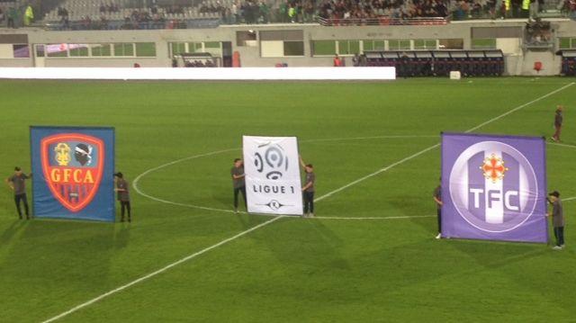 Le TFC se contente du match nul à Ajaccio (2-2).