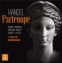 Philippe Jaroussky-Partenope