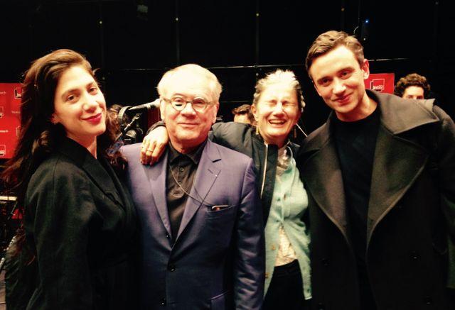 Alice Pfeiffer, Jean-Jacques Picart, Sophie Fontanel et Guillaume Henry