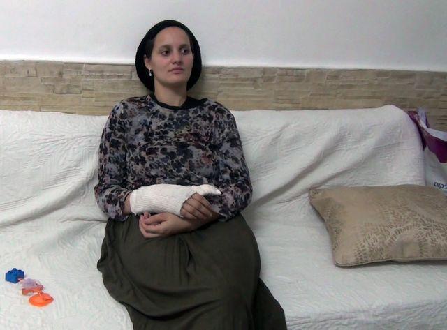 Odl Benita, victime du 1er attentat de cette vague de terreur le 1er octobre