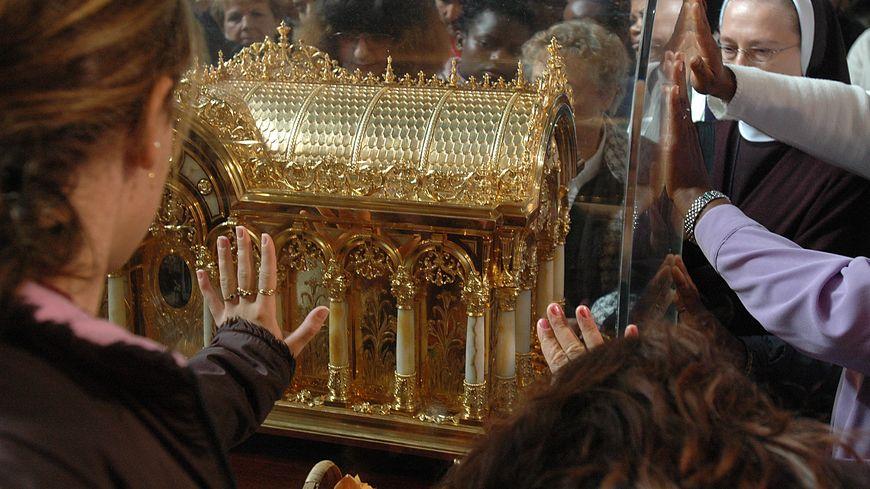Les reliques de Ste-Thérèse sont attendues jeudi en Vaucluse