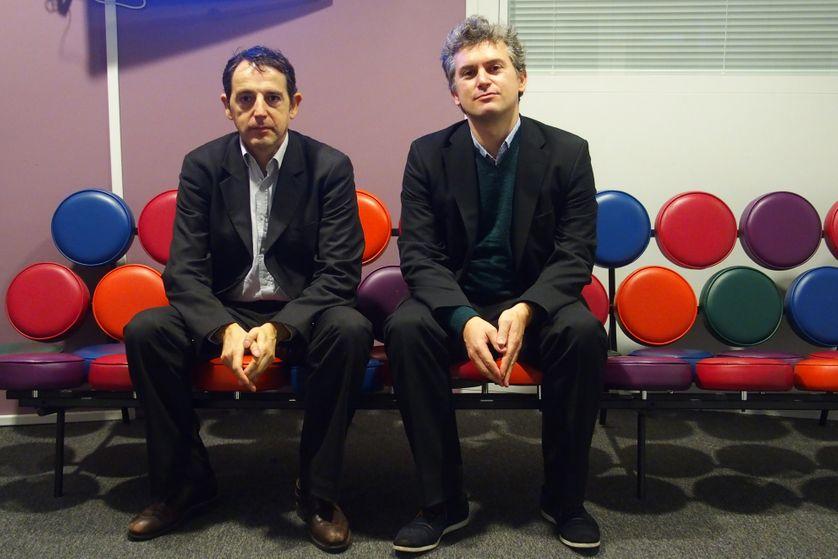 Jérôme Fourquet et Jean-Claude Monod