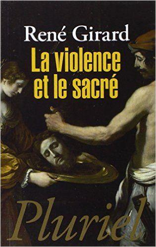livre violence et sacré