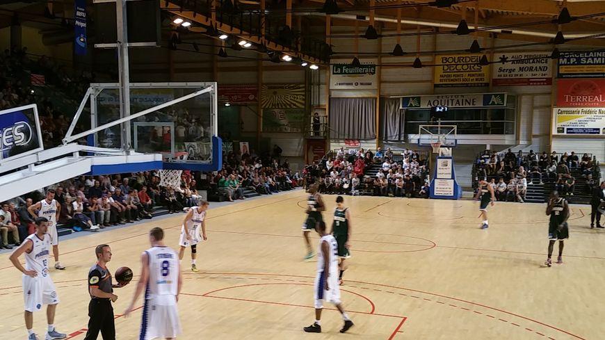 Match du BBD face à Limoges le 22 septembre à l'Agora.