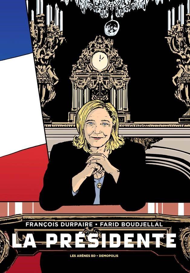 """Couverture de """"La Présidente"""""""