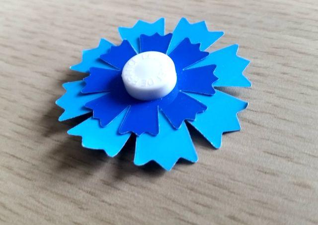 Le bleuet, symbole de l'ONACVG
