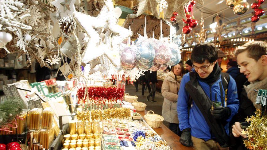 Un marché de Noël de Strasbourg 2015 sous très haute surveillance