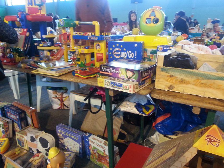 En quelques heures seulement, beaucoup de jouets sont vendus