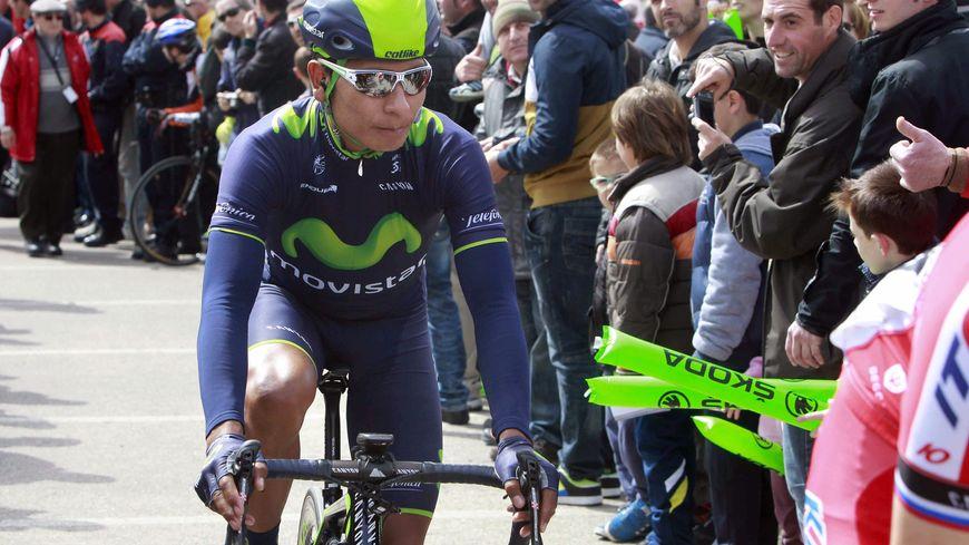 Nairo Quintana sur le Tour de Catalogne en 2014
