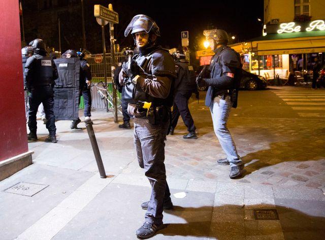 L'état d'urgence est déclaré sur tout le territoire français
