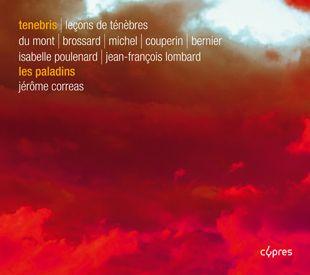 Jérôme Correas-Les Paladins-Tenebris, leçons de ténèbres