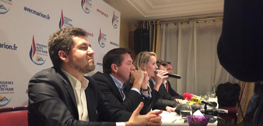 Marion Maréchal-Le Pen s'explique sur le planning famillial