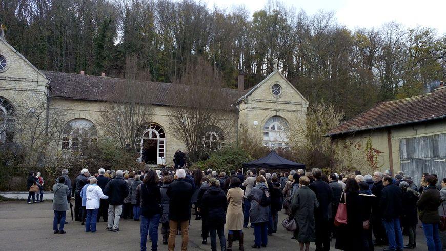 Près de 300 personnes ont rendu un dernier hommage à Baptiste Chevreau