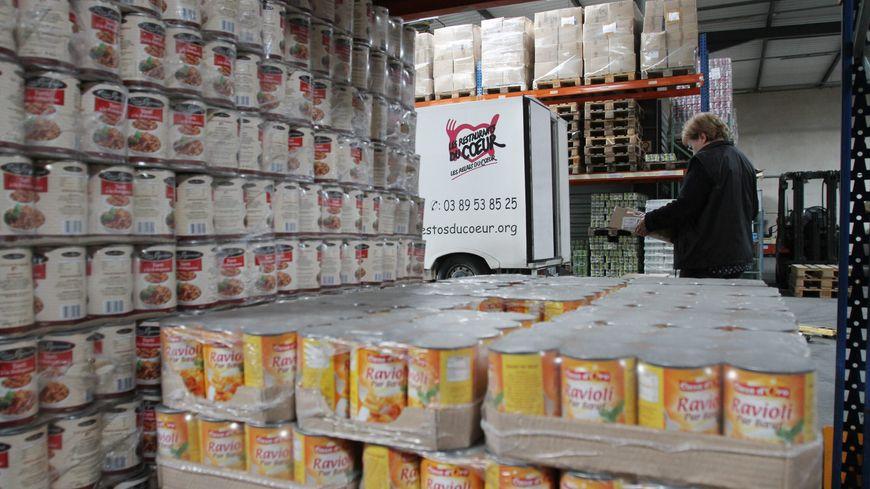 Les Restos du Coeur vont distribuer près de 130 millions de repas