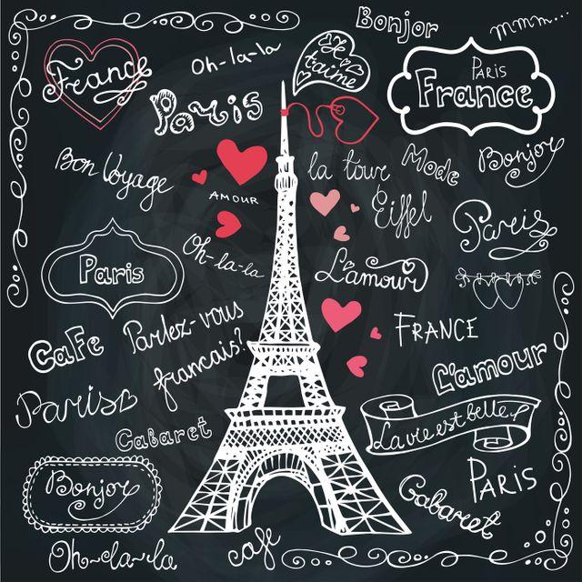 Mots et symboles de la France