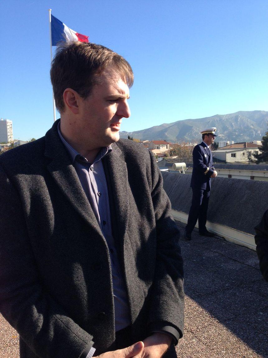 Emmanuel, le frère du douanier tué lundi à Toulon