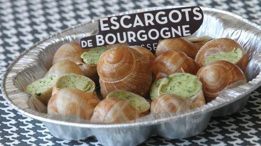 production d'escargots
