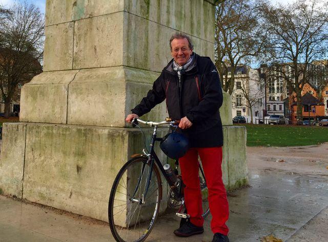 George Ferguson est le maire de Bristol