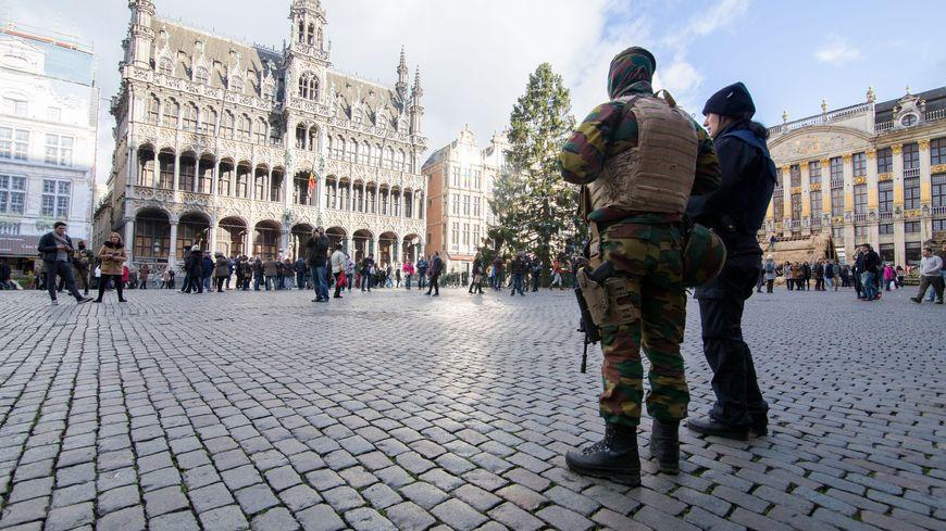 Bruxelles en alerte après les attentats de Paris