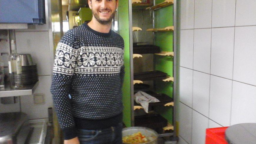 Paul Seysses, un restaurateur engagé