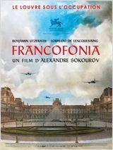 """Affiche """"Francofonia, le Louvre sous l'Occupation"""""""