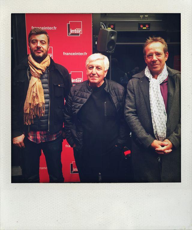 Jérôme Pierrat, Milou et Frédéric Ploquin