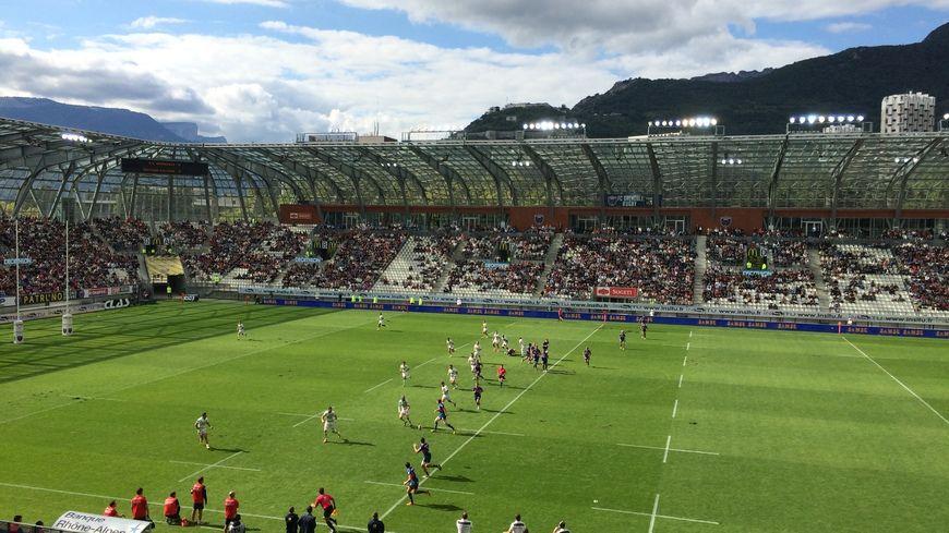 Le club recommande d'arriver 30 minutes avant le coup d'envoi au Stade des Alpes