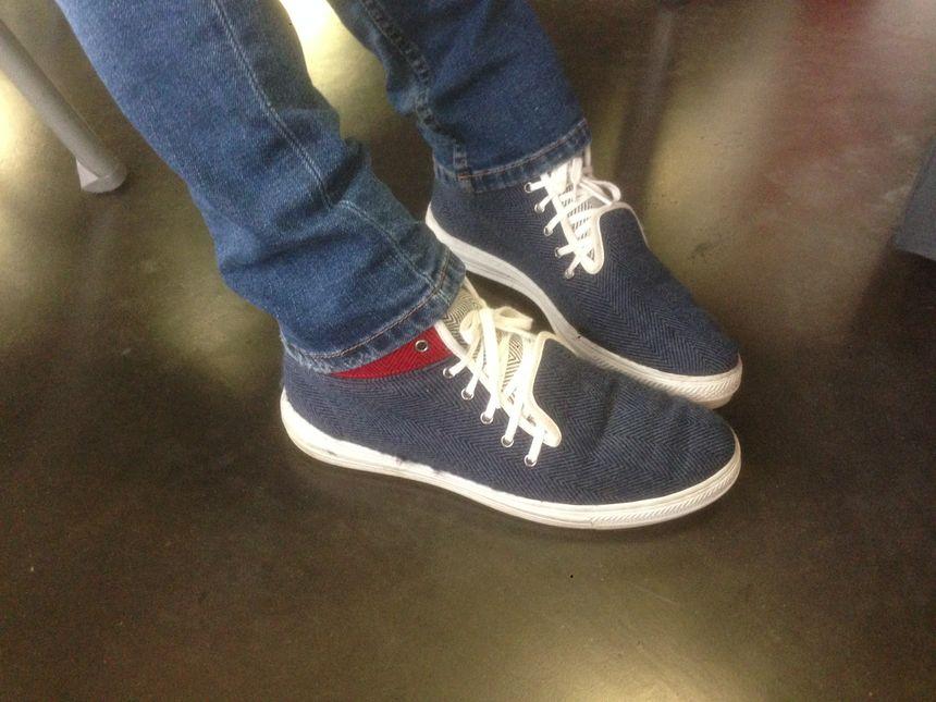 Les chaussures de la fabrique de chaussures à Villars sont 100% made in France