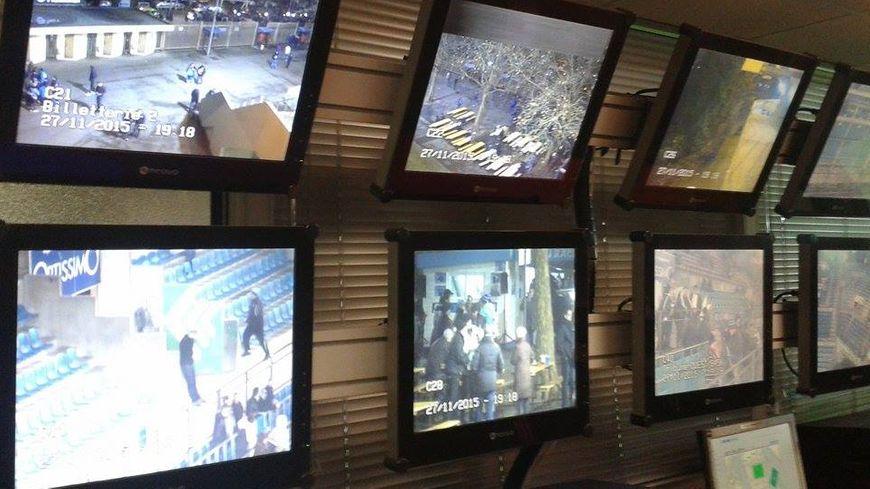 Dix écrans et 47 caméras surveillent la Meinau