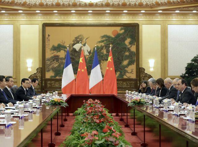 La Chine et la France réfléchissent ensemble à l'avenir de la planète