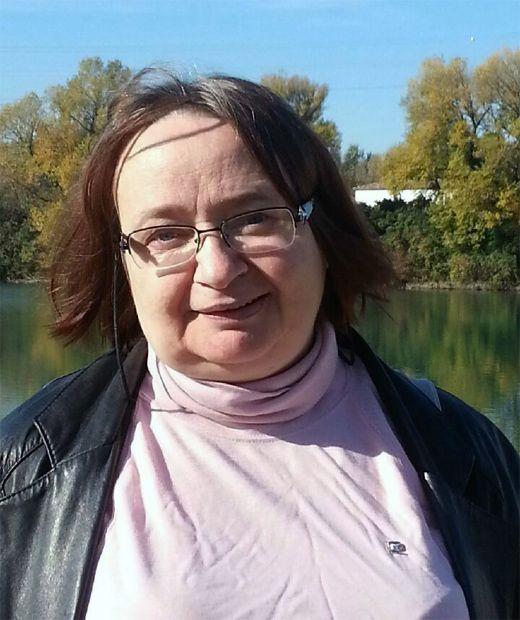 Nathalie Baux, du Pontet