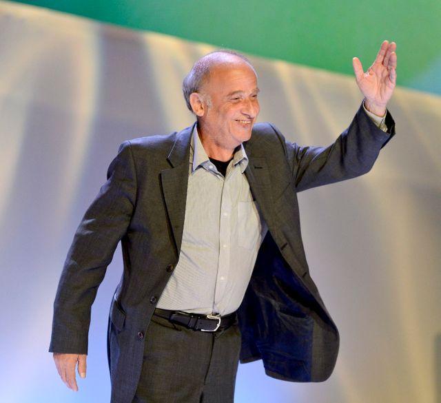 Luc Bondy à Vienne en 2013